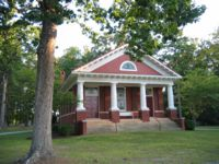 Red House Church Front View